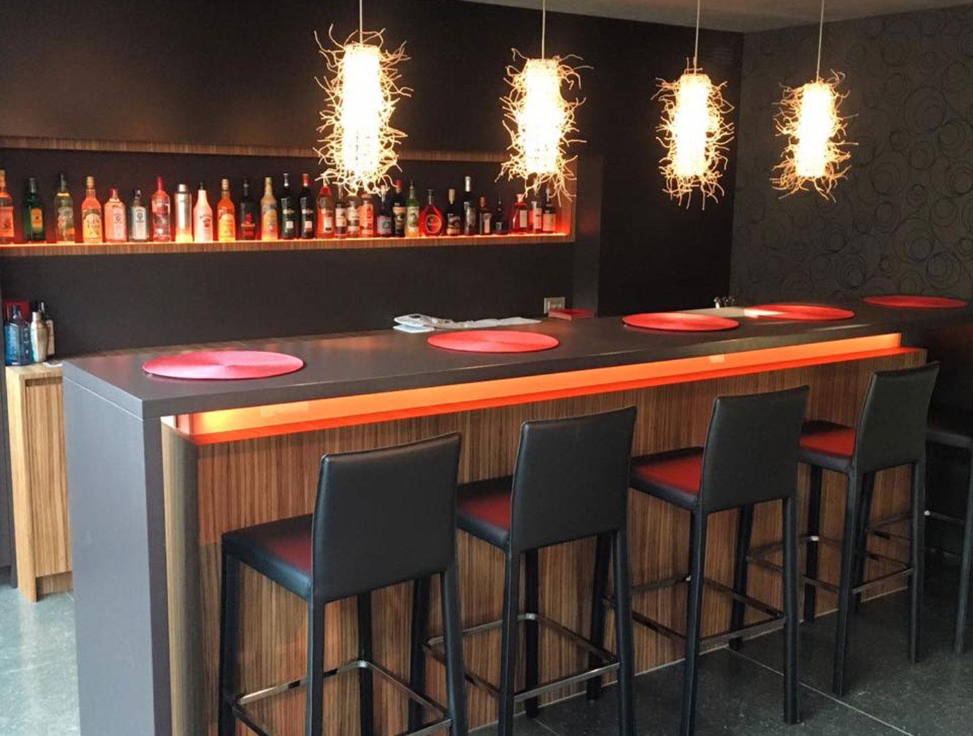 Keuken Bar Design : Keuken bar in 2 design