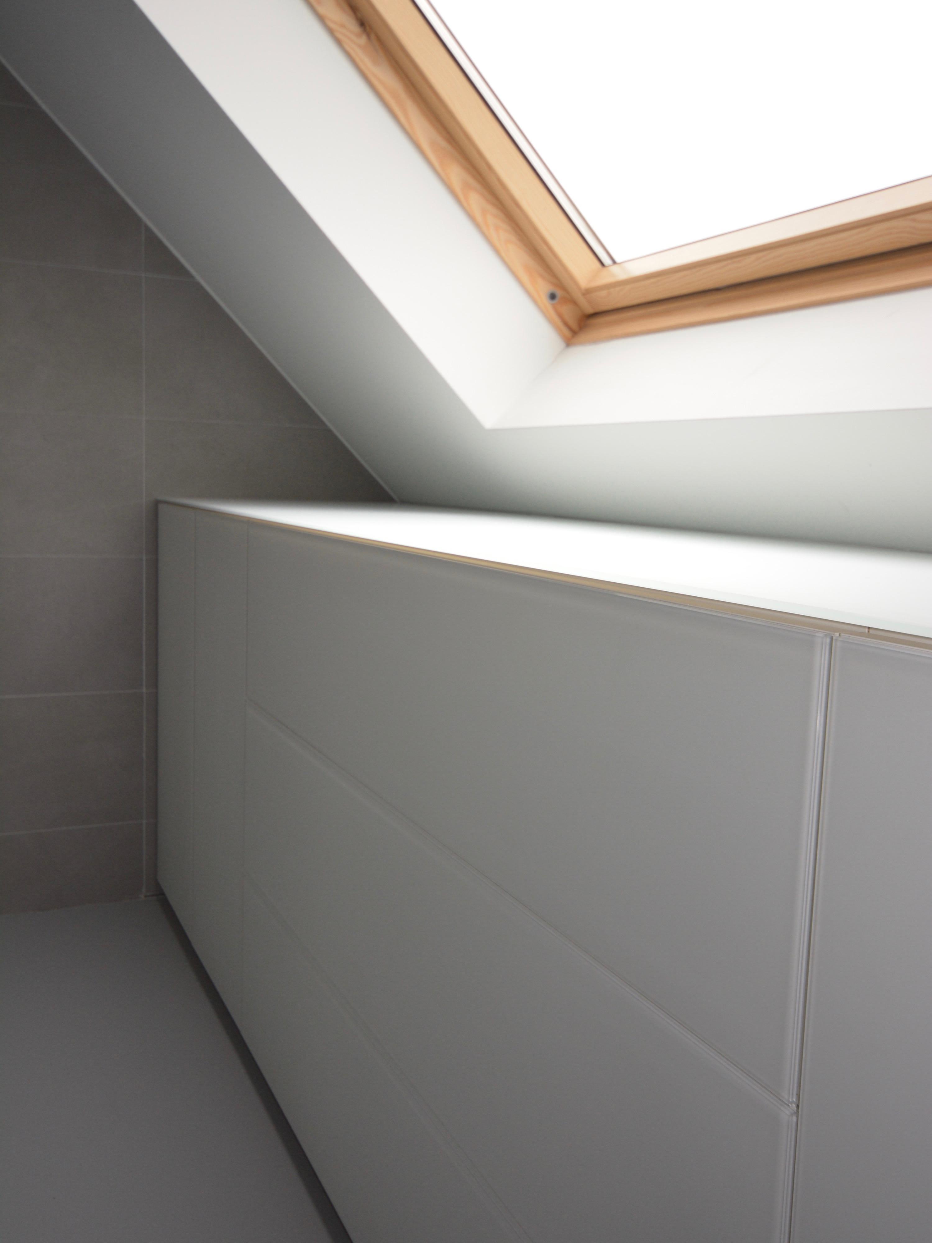 Badkamer glas in 2 design - Badkamer met glas ...