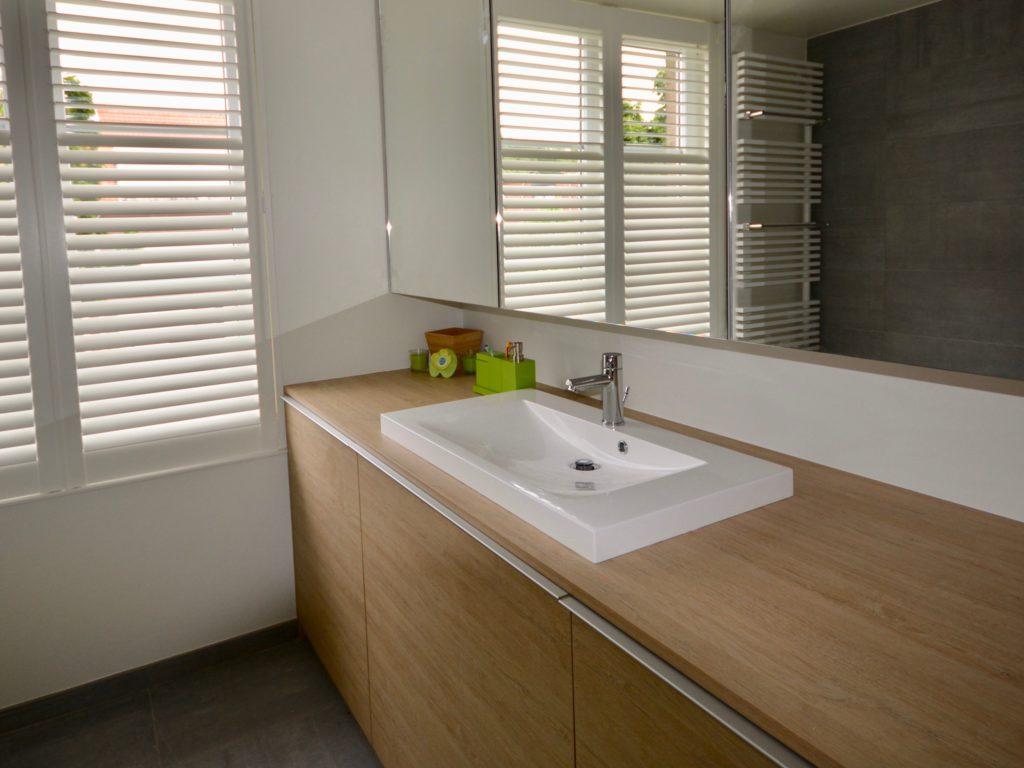 Eiken Werkblad Badkamer : Lmw en keukens badkamer
