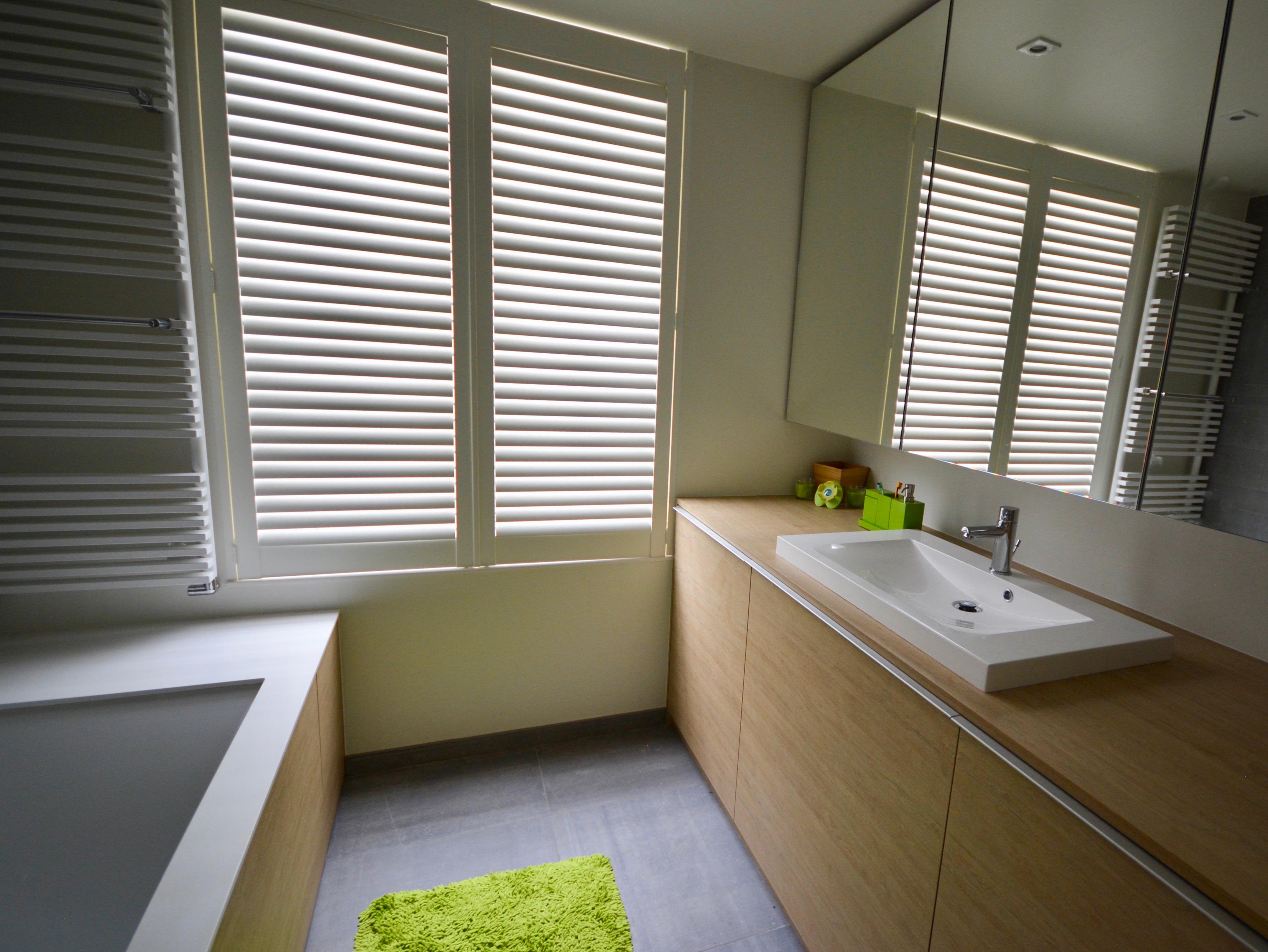 Badkamer Met Hout : Zo gebruik je hout in de badkamer luxaflex
