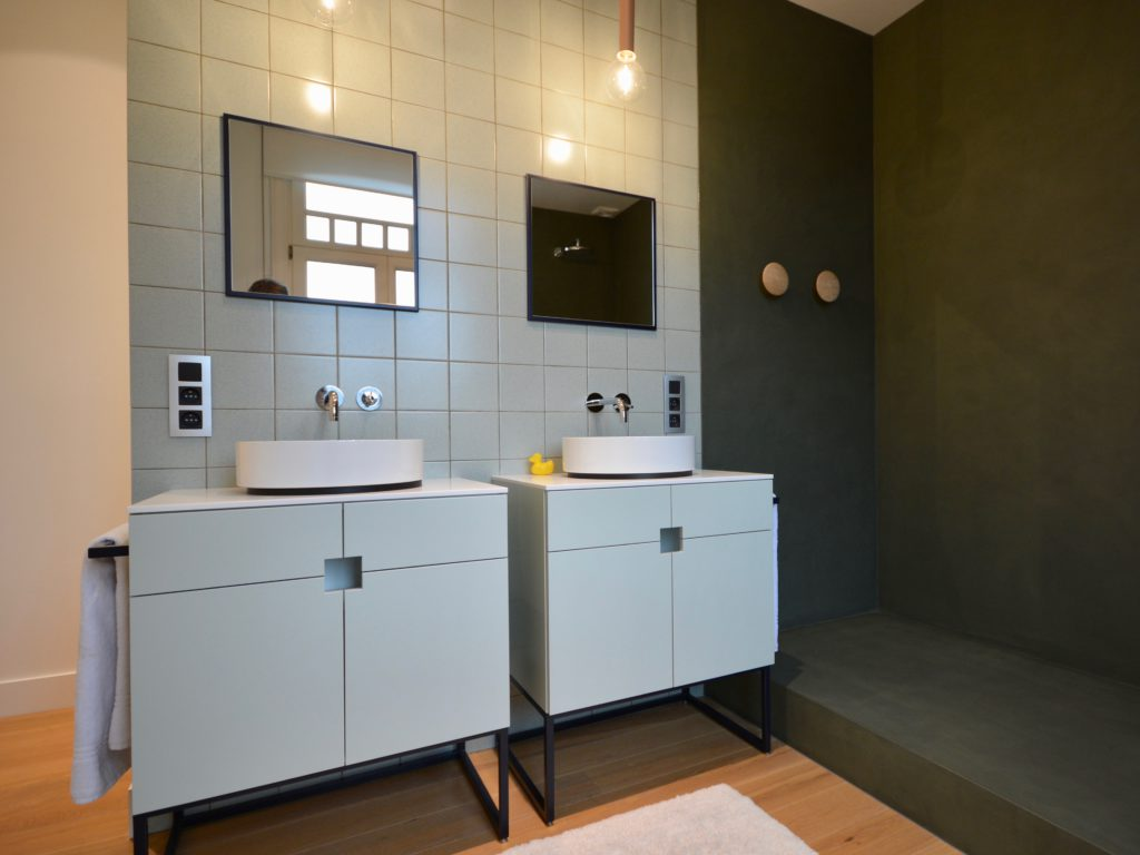 Berken Multiplex Badkamer : In 2 design i portfolio